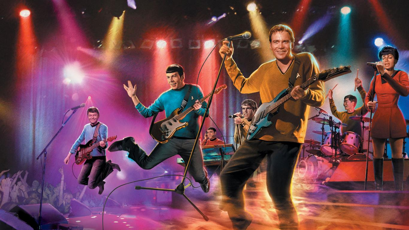 Star Trek 1366x768