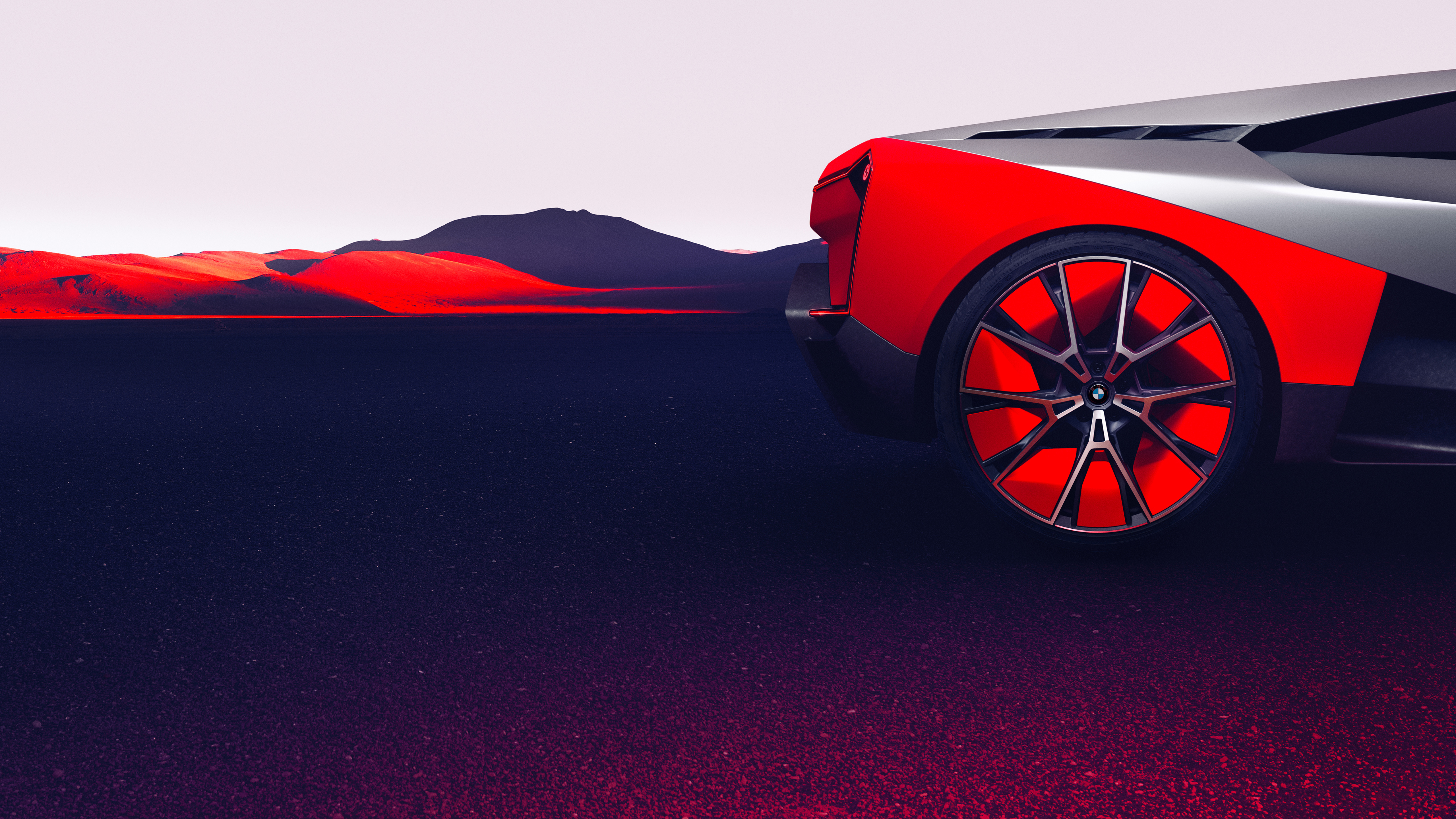 BMW Vision M NEXT 2019 4K 2 Wallpaper HD Car Wallpapers ID 12812 5120x2880