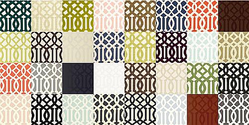 Imperial Trellis Fabric or Wallpaper The Designer Insider 500x251