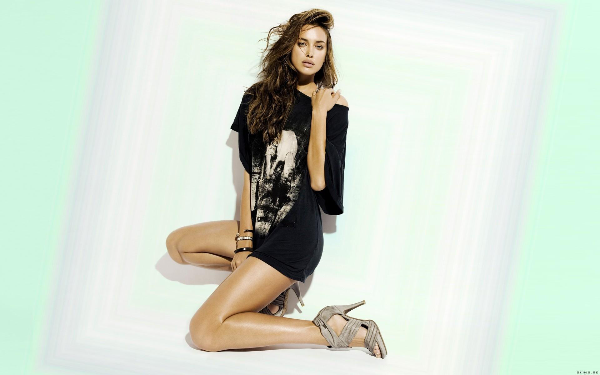 Legs Women Wallpaper 1920x1200 Legs Women High Heels Irina Shayk 1920x1200