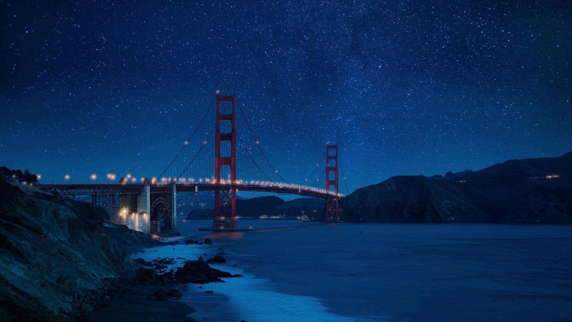 Wallpaper Golden Gate Bridge