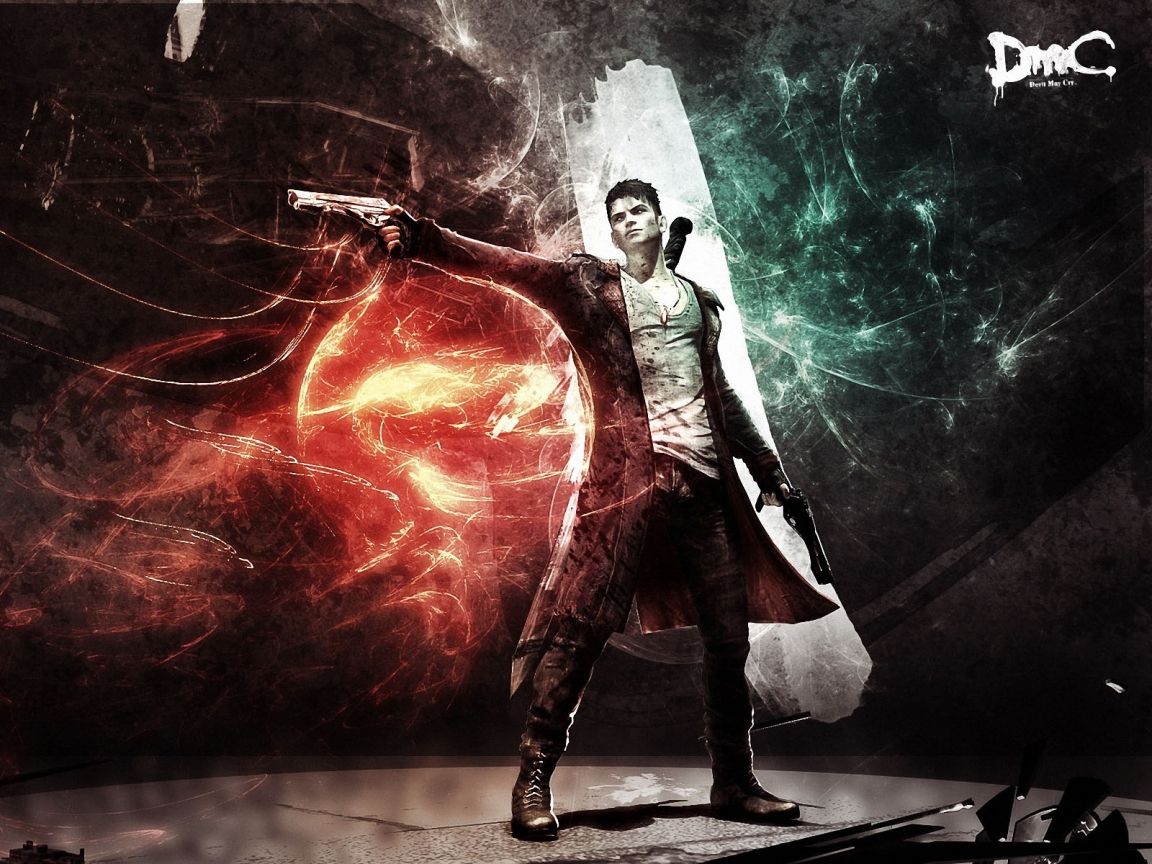 Devil May Cry 5 1152x864 Wallpapers 1152x864 Wallpapers Pictures 1152x864