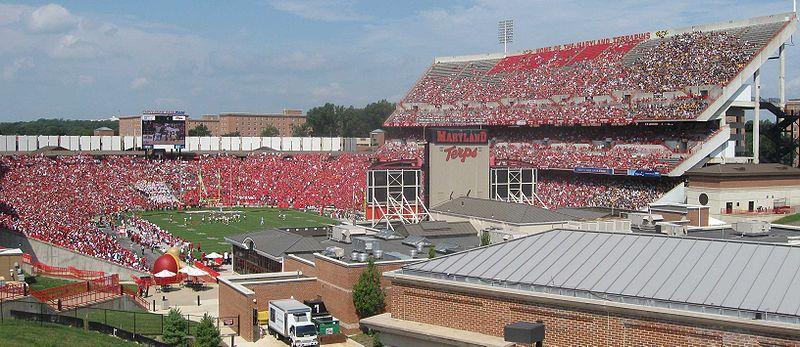 Byrd Stadium 800x347