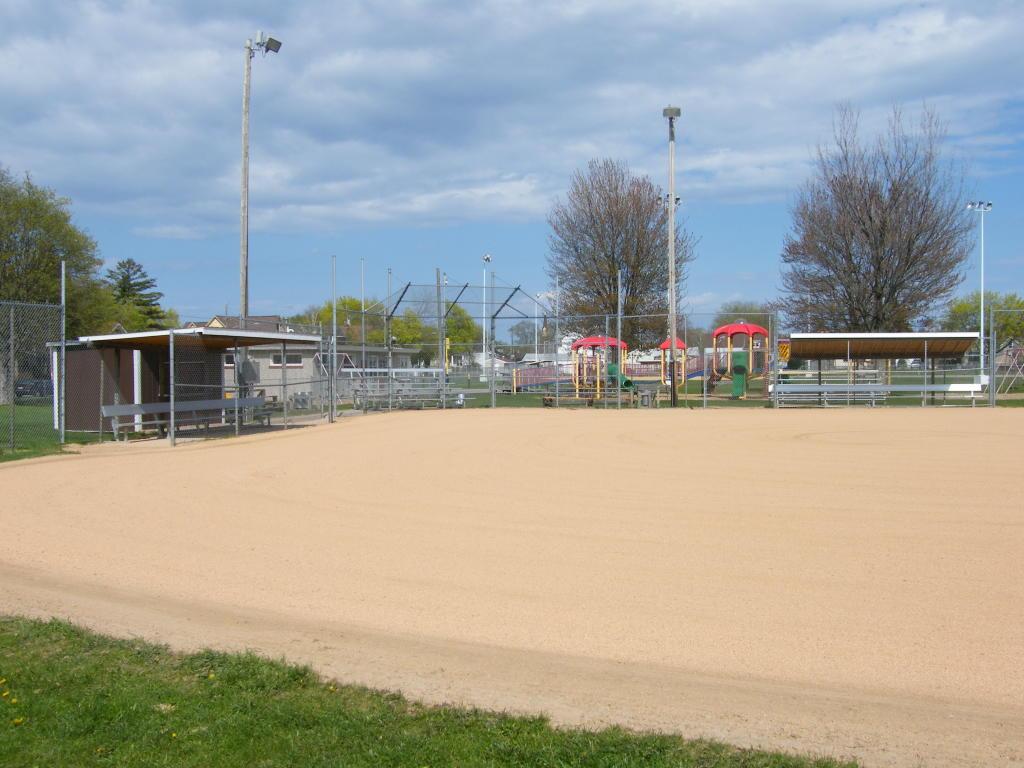 Softball Field Backgrounds httpgalleryhipcomsoftball field 1024x768