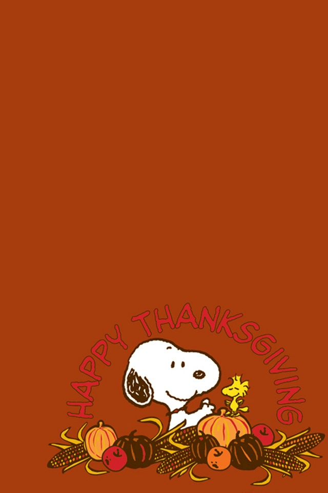 72 thanksgiving snoopy wallpaper on wallpapersafari - Snoopy thanksgiving wallpaper ...