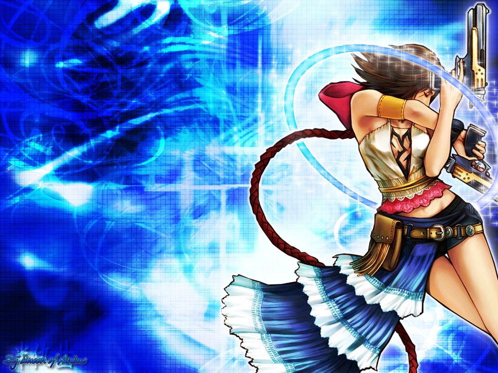 Yuna final fantasy wallpaper wallpapersafari - Yuna wallpaper ...