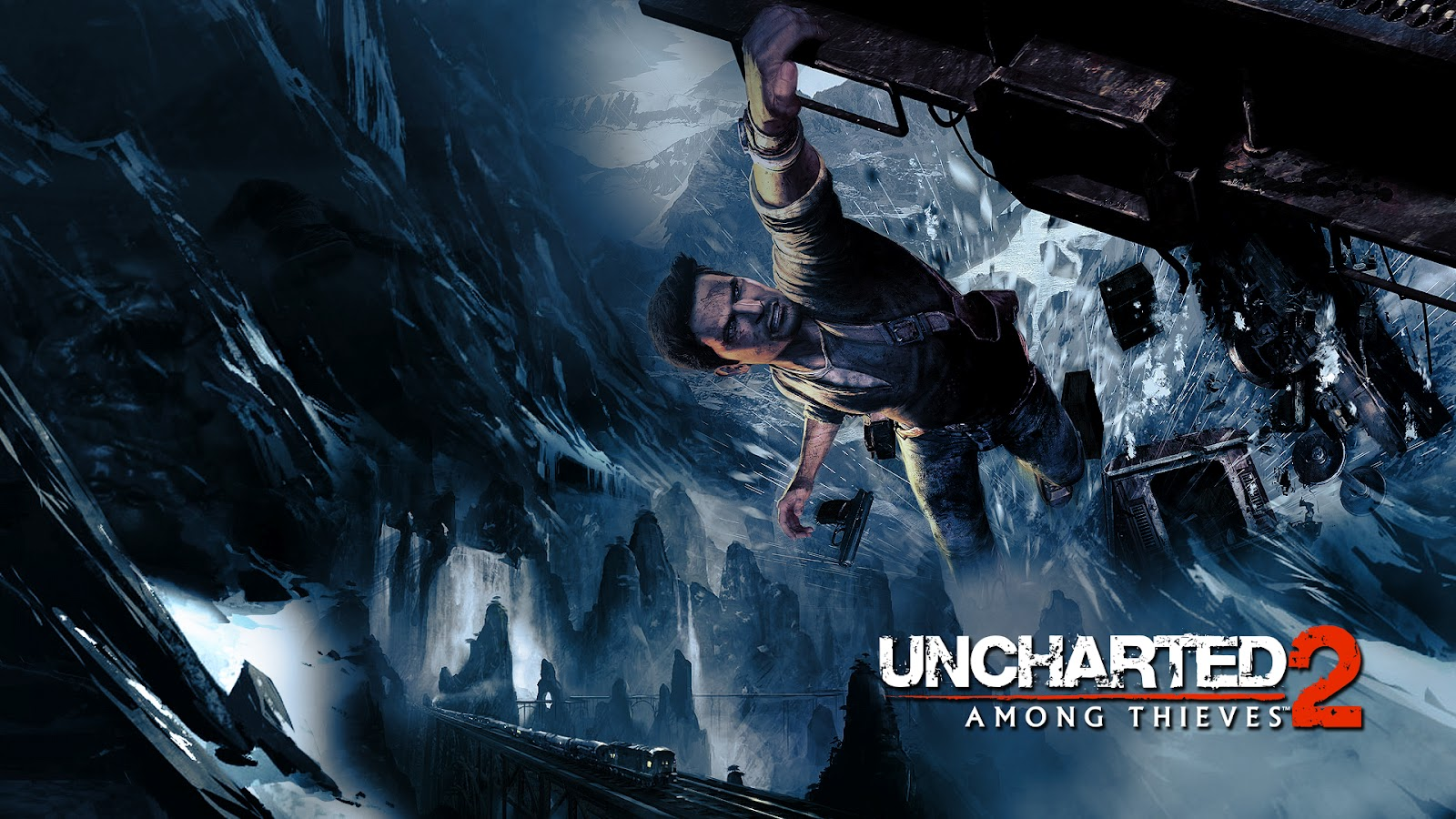 Uncharted 2 HD Wallpapers Uncharted 2 Among Thieves Wallpapers in HD 1600x900