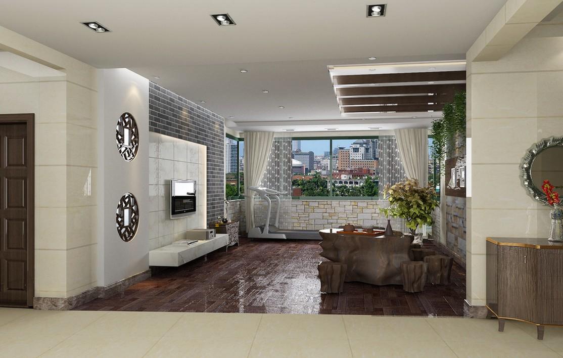 Free Download In Rustic Living Room Interior Design Living