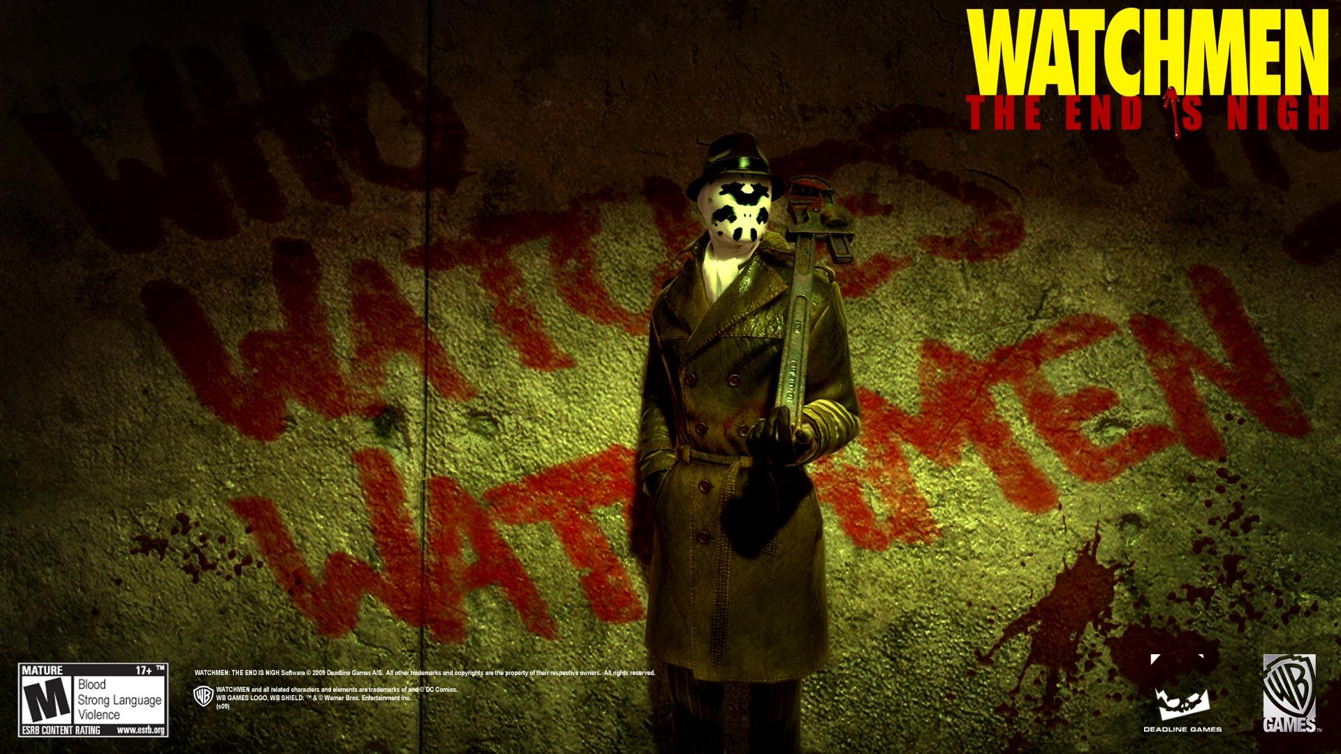watchmen iphone wallpaper   wwwhigh definition wallpapercom 1920x1080
