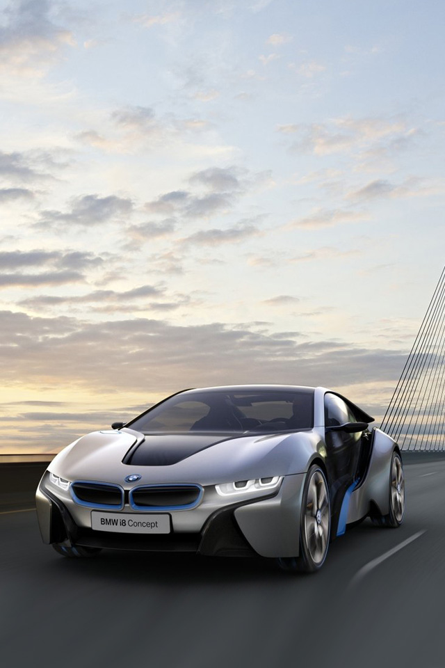 BMW i8 iPhone HD wallpapers