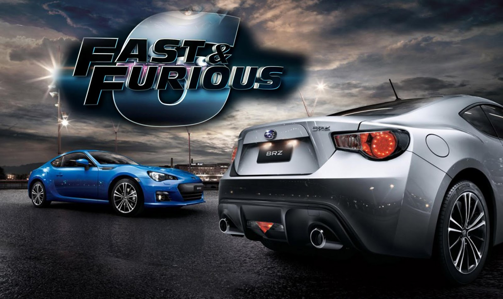 Fast And Furious 6 HD Wallpapers 1600x953