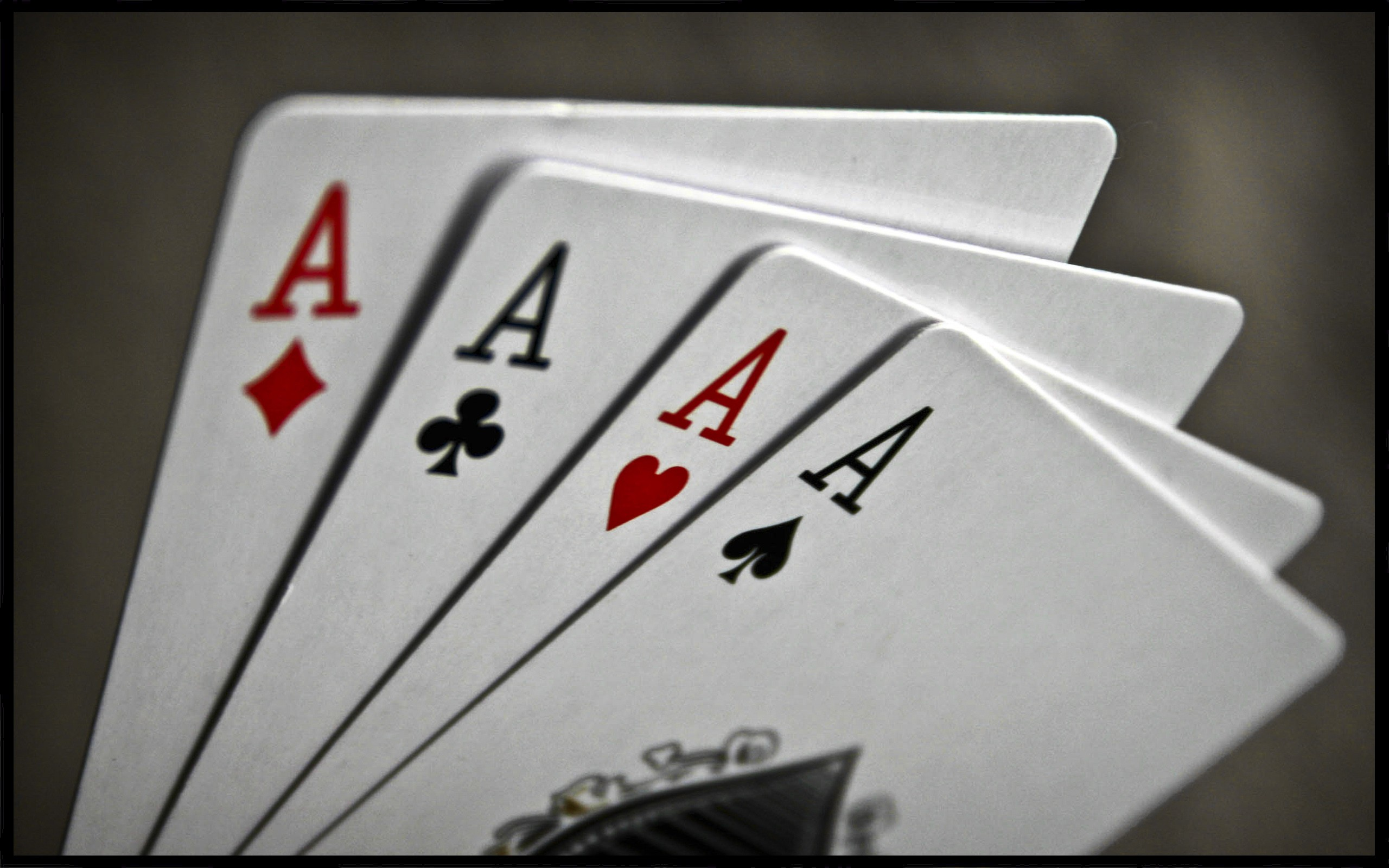 Cards Poker Wallpaper 2560x1600 Cards Poker Ace Playing Cards 2560x1600