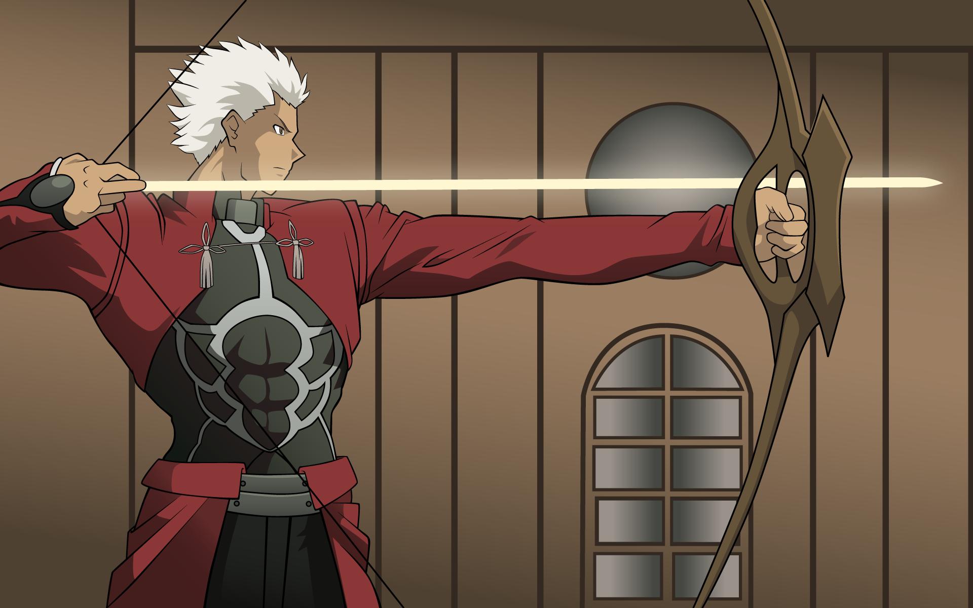 Anime   FateStay Night Archer Wallpaper 1920x1200