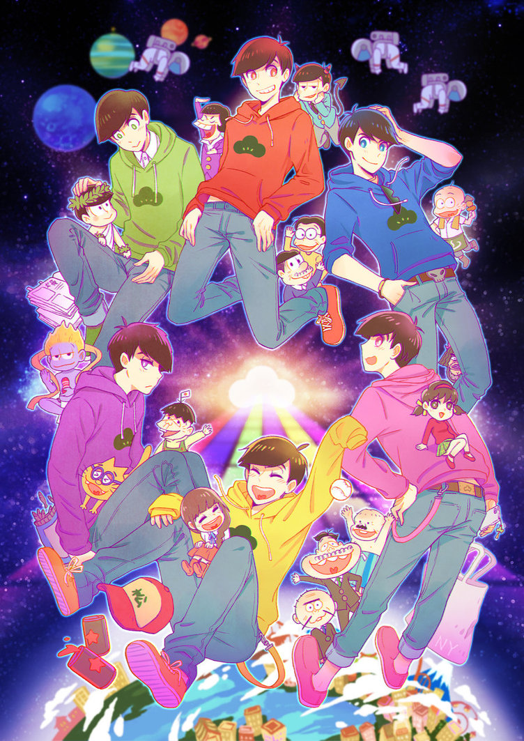 Free Download Osomatsu San By Meoon 752x1063 For Your