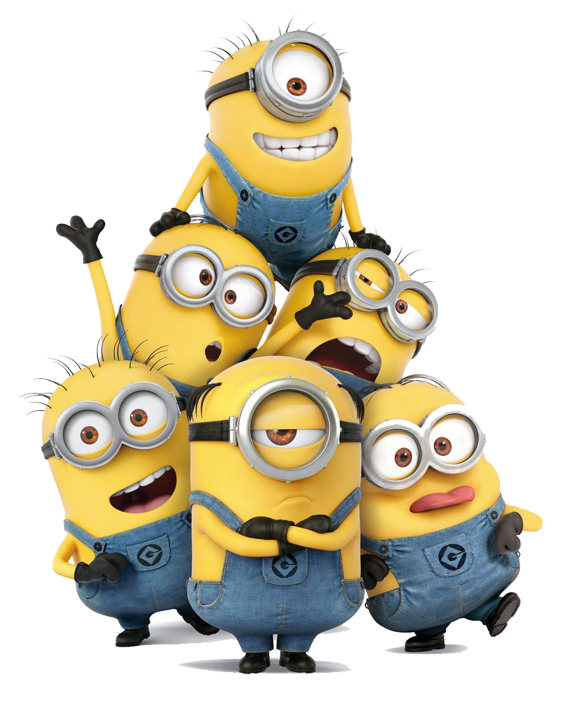Minions Background PNG PNG Play 828x1016