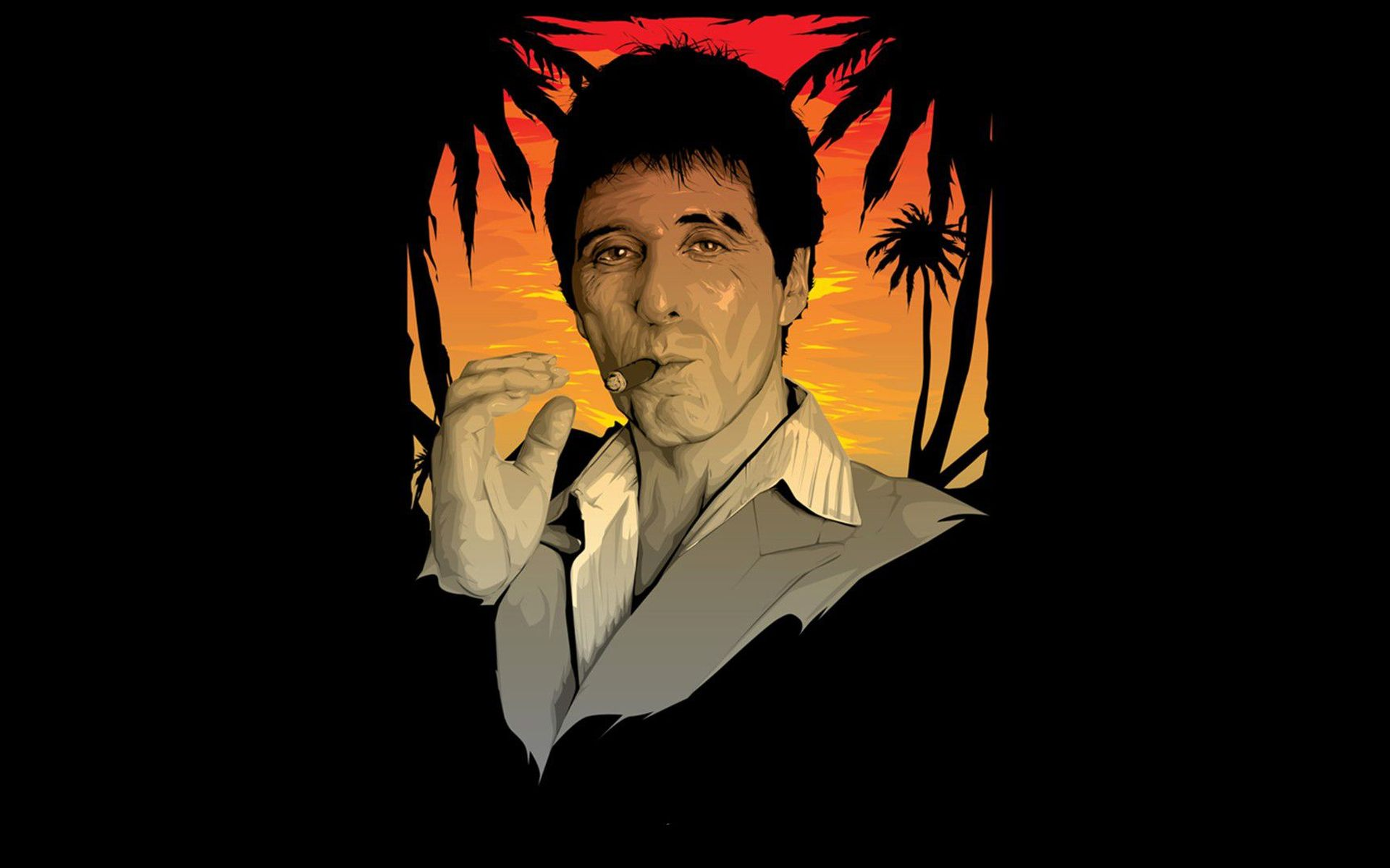 Scarface Full HD Wallpaper Picture Image 1920x1200