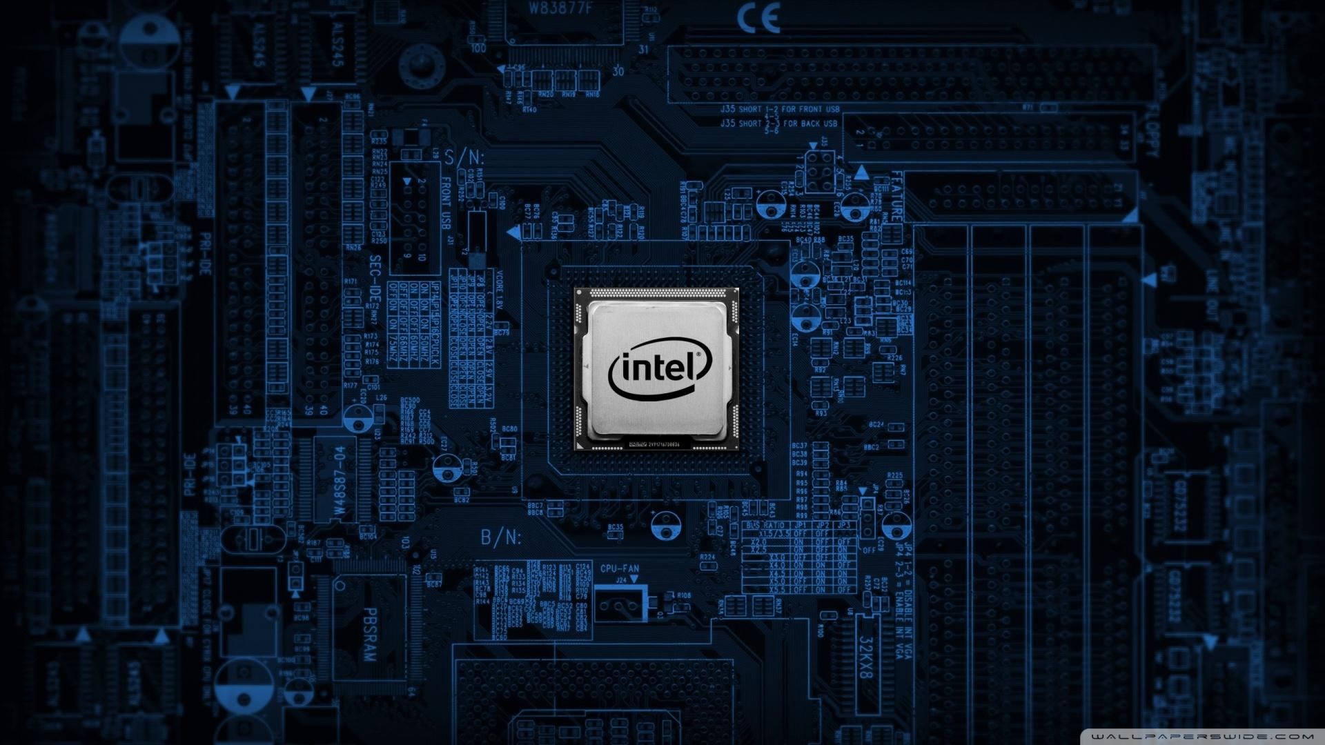 Intel Motherboard Wallpaper 1920x1080 Intel Motherboard 1920x1080