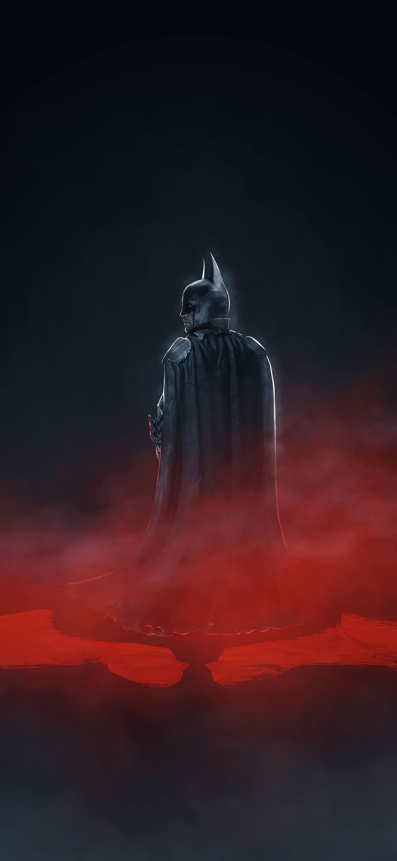 The Batman 2021 iPhone Wallpaper 1080x2340