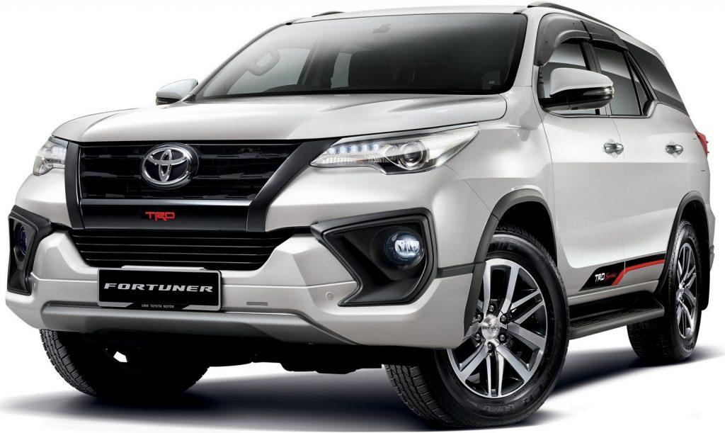 Best 2020 Toyota Fortuner Release Date   2020 Toyota Fortuner 1024x611
