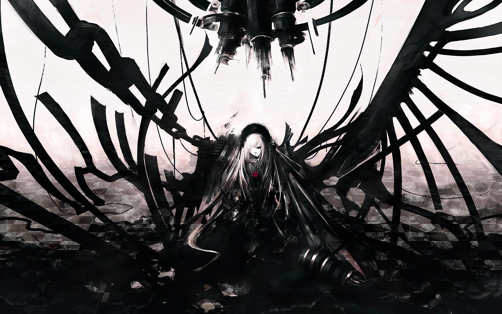 Dark Anime Wallpaper Hd: Hd Wallpapers Anime