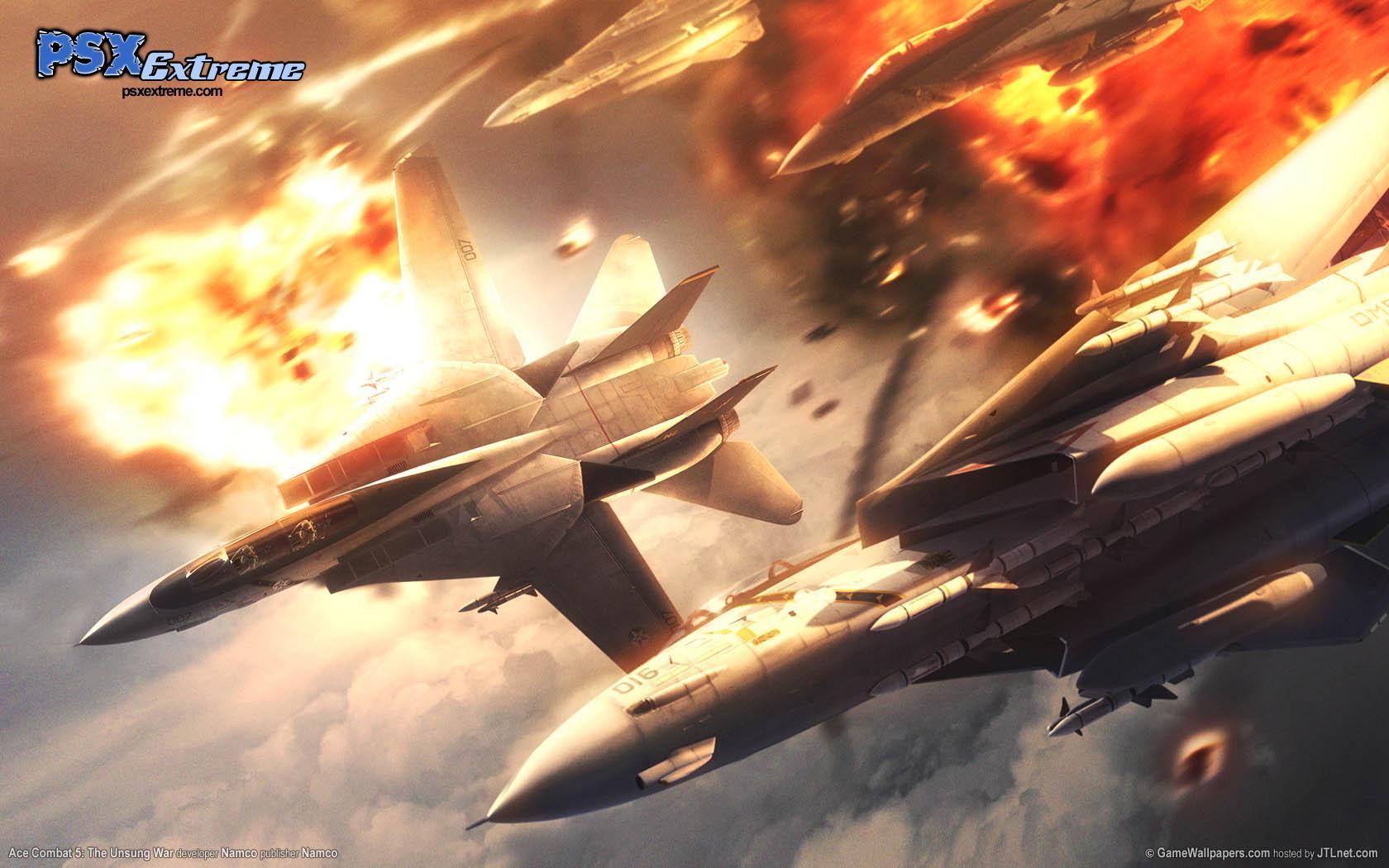 Ace Combat Wallpaper 1680x1050