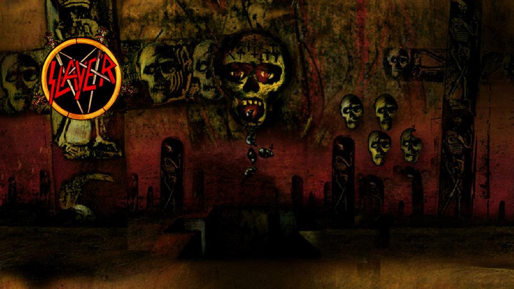 Slayer Wallpaper 1920x1080 Wallpapersafari