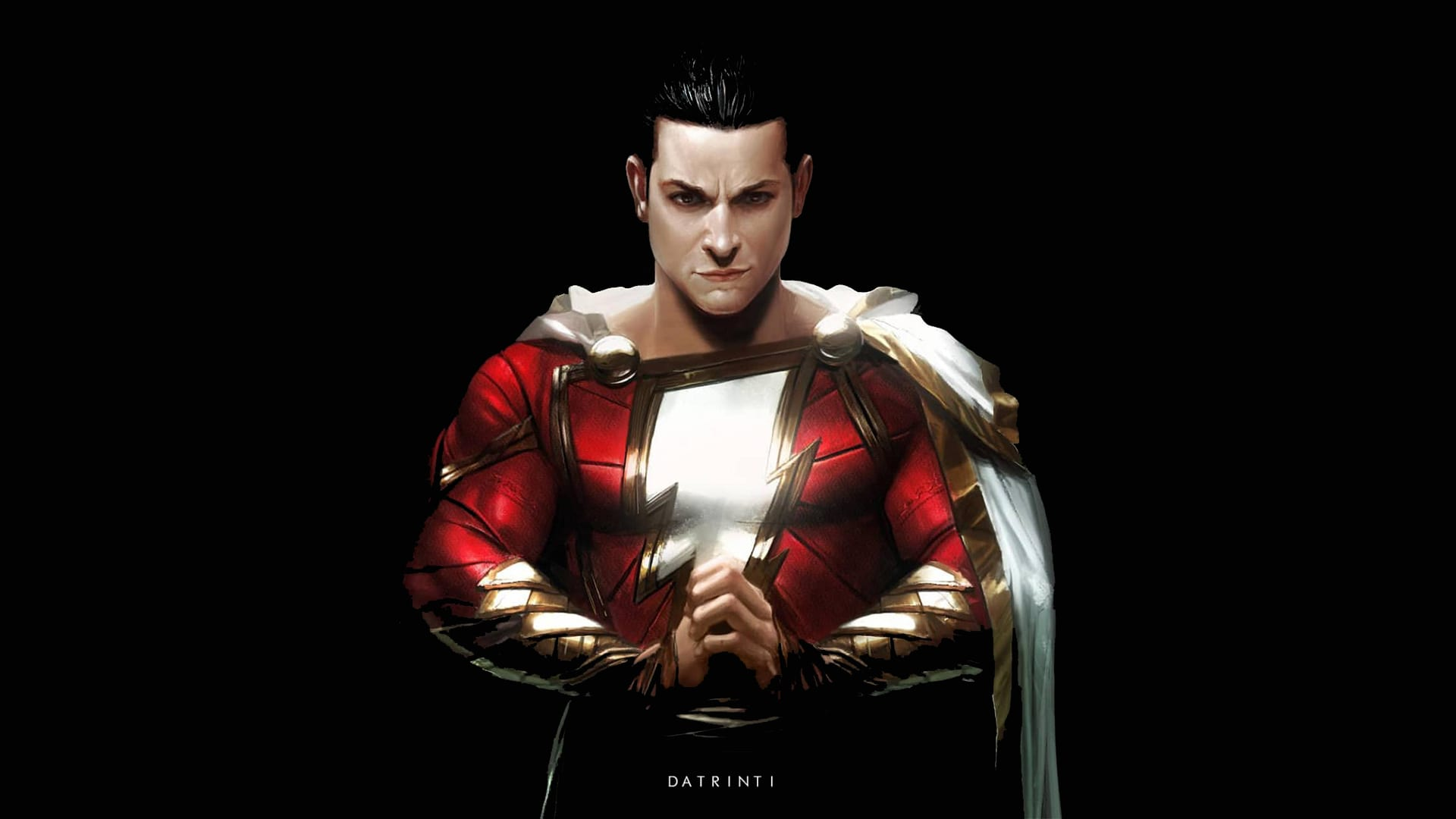 Best Shazam Superhero Artwork 4133 Wallpapers and Stock 1920x1080