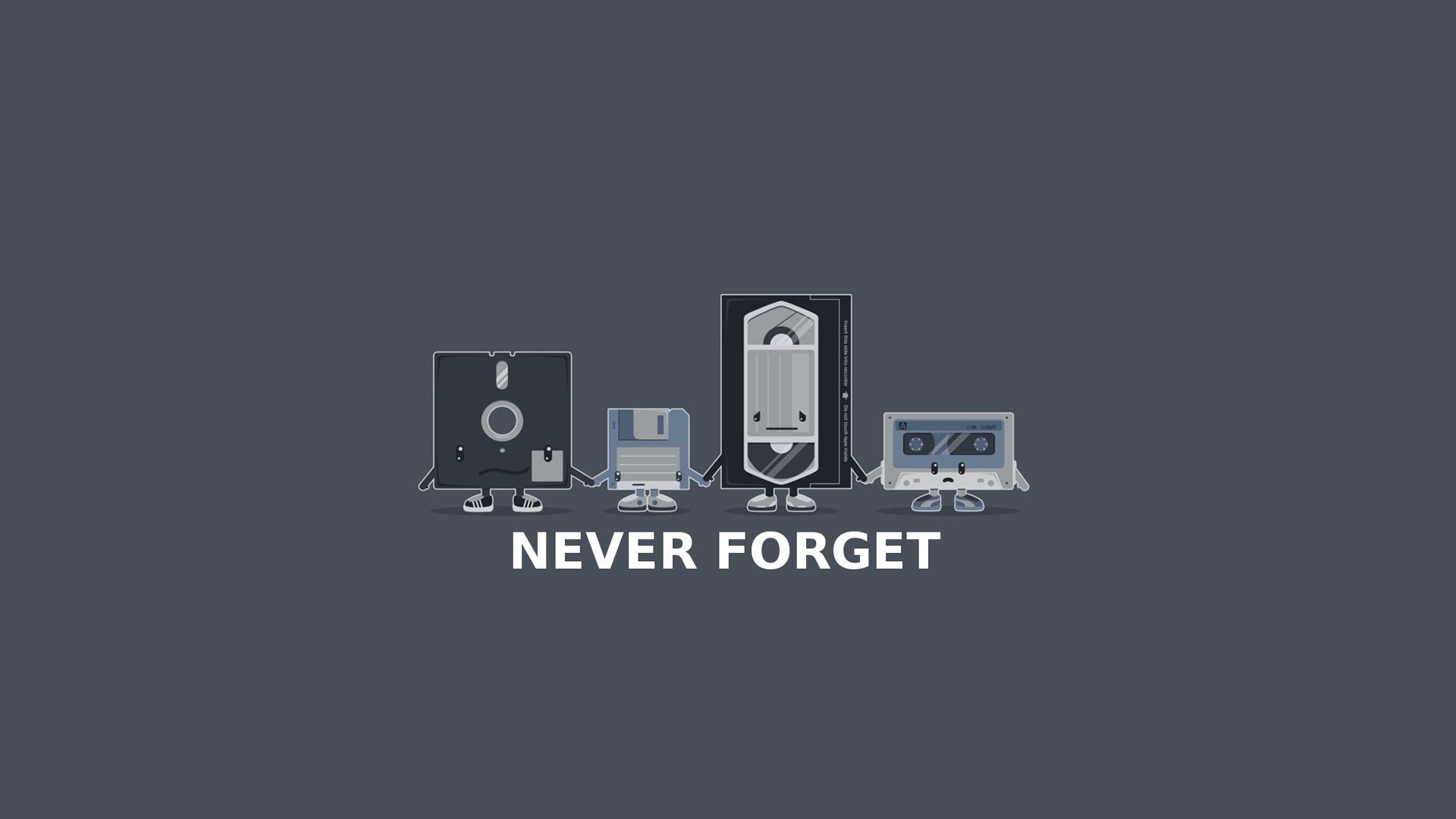 never forget computers history kicking it Old School D Pc 1920x1080