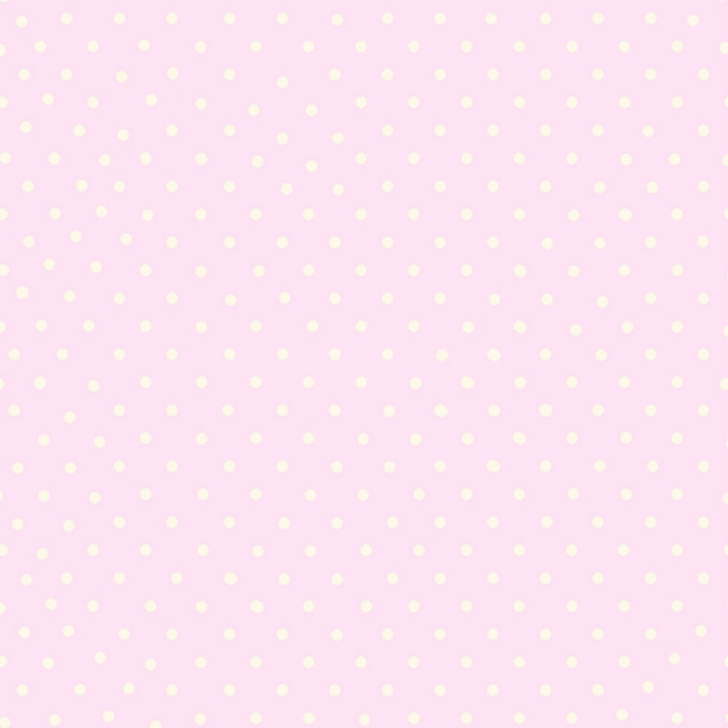 Cutie Polka Dots Pink Girls Wallpaper GoWallpaper 800x800