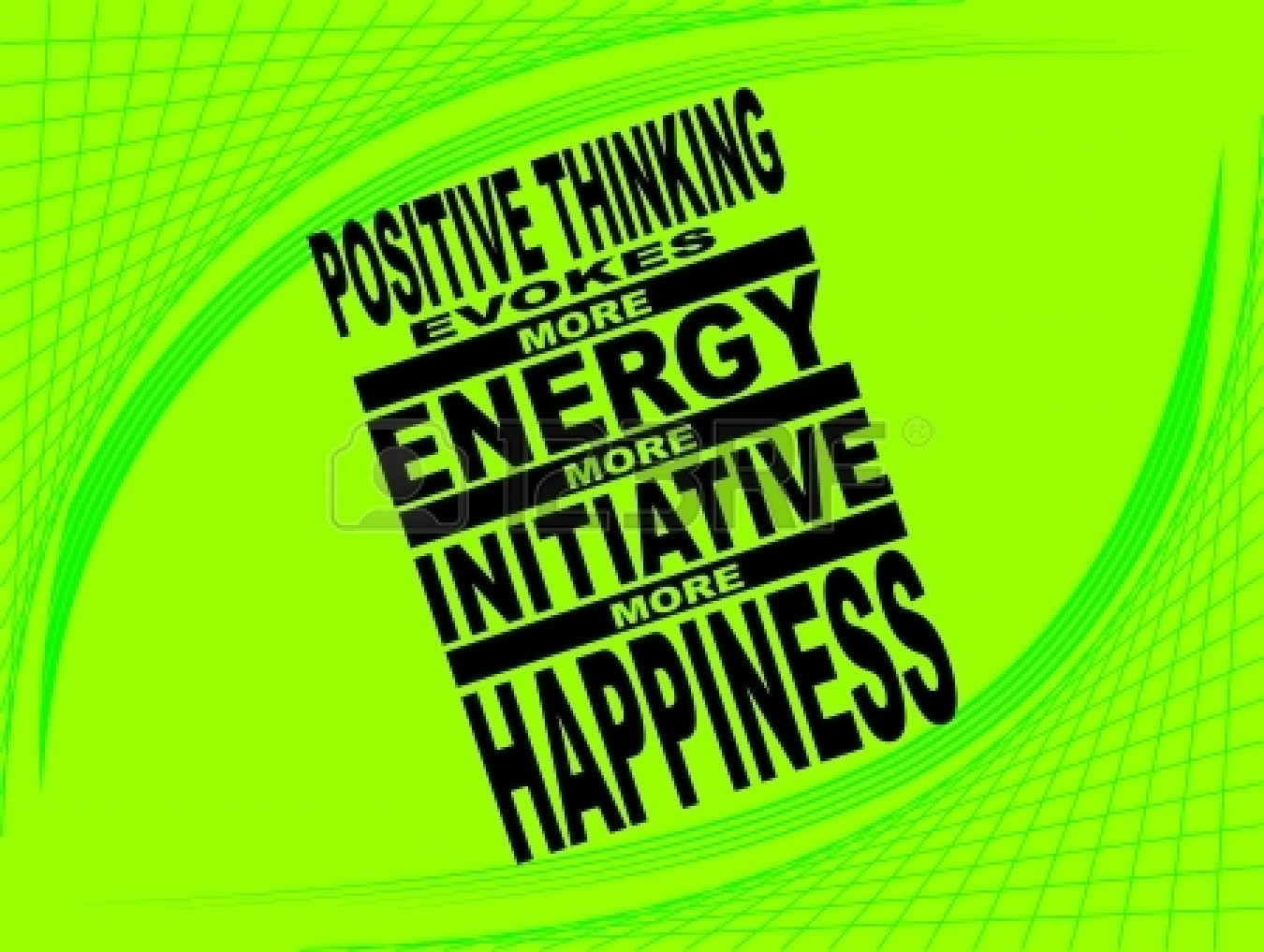 Positive Thinking Wallpaper 5 1350x1017