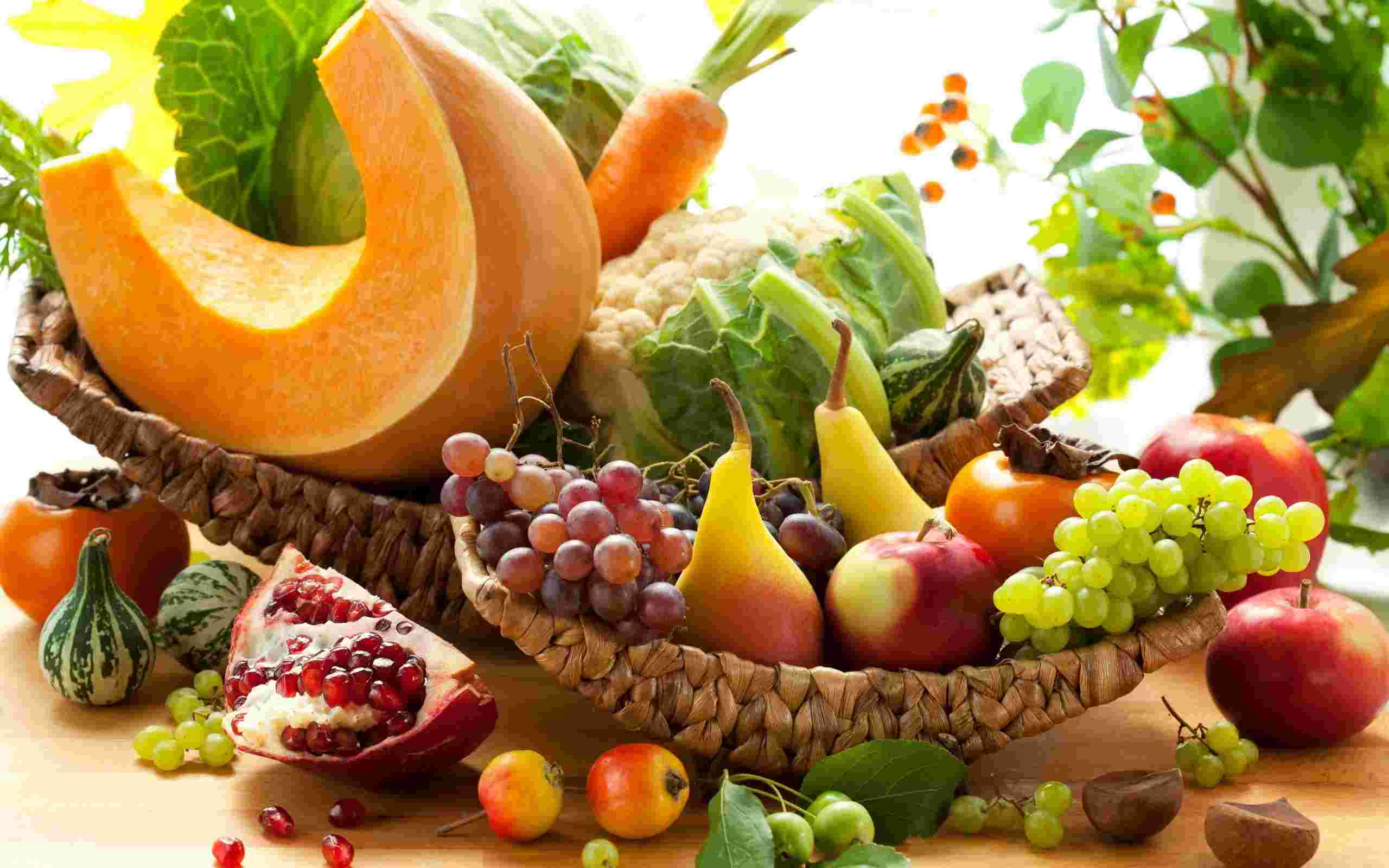 Fruit and vegetables wallpaper   Unsorted   Other   Wallpaper 2560x1600