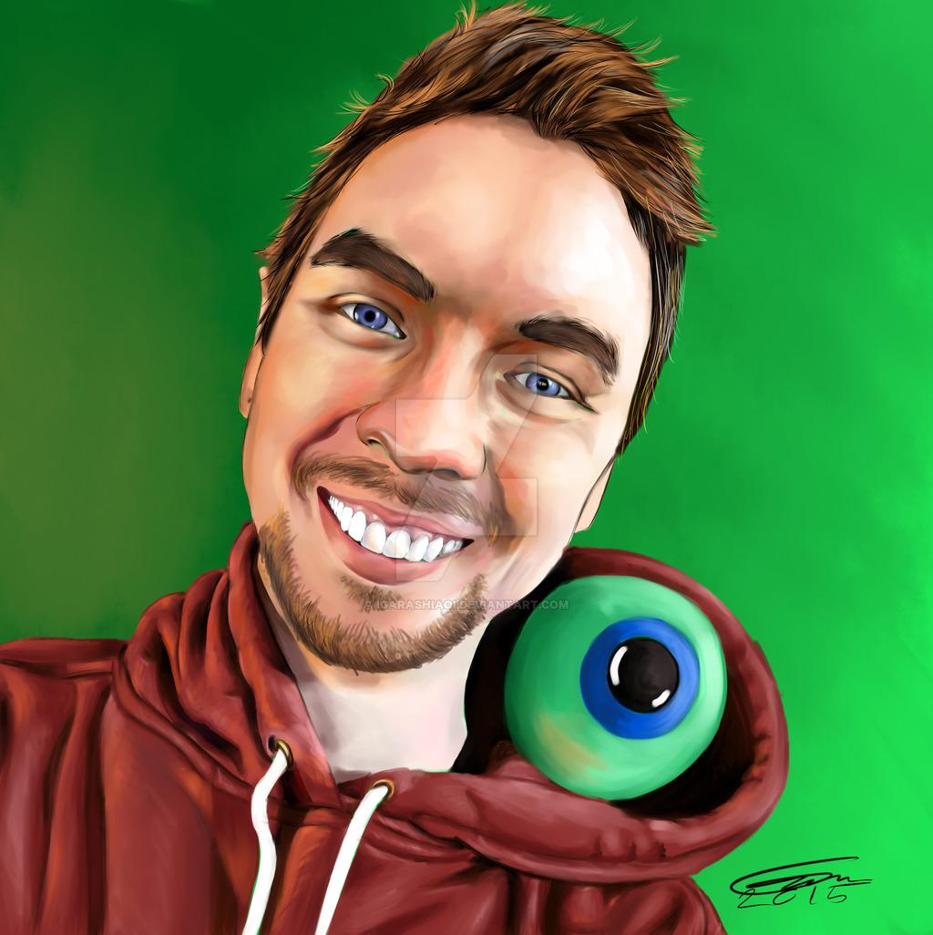 Jacksepticeye Drawings 1024x1026