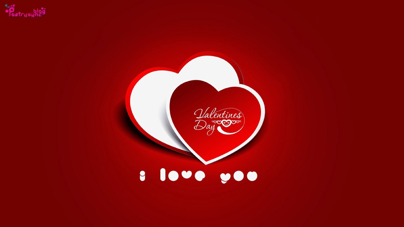 Valentines Day I Love You Wallpaper Pictures Photos and Images 1600x900