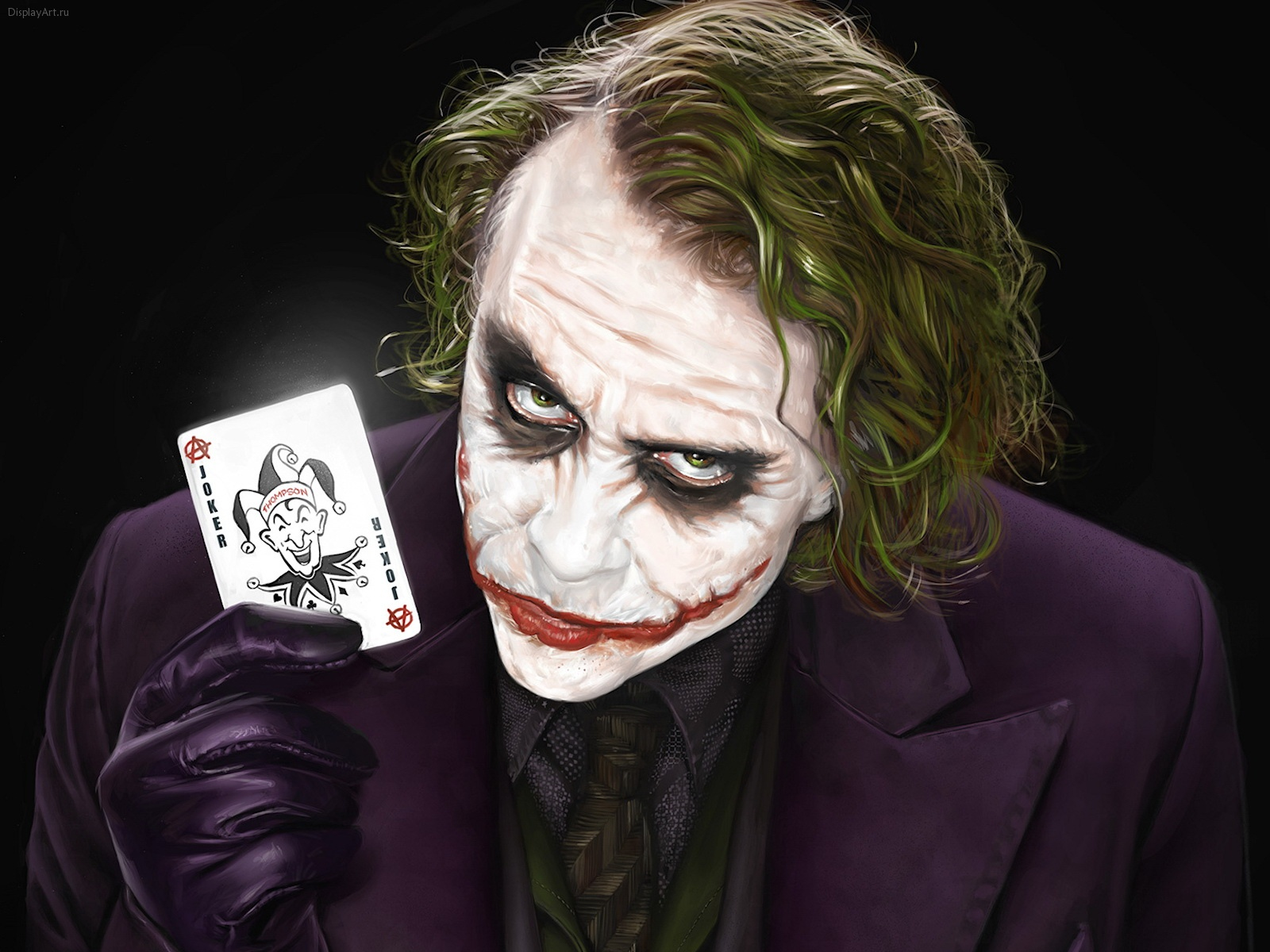 Joker Desktop Wallpapers FREE on Latorocom 1600x1200
