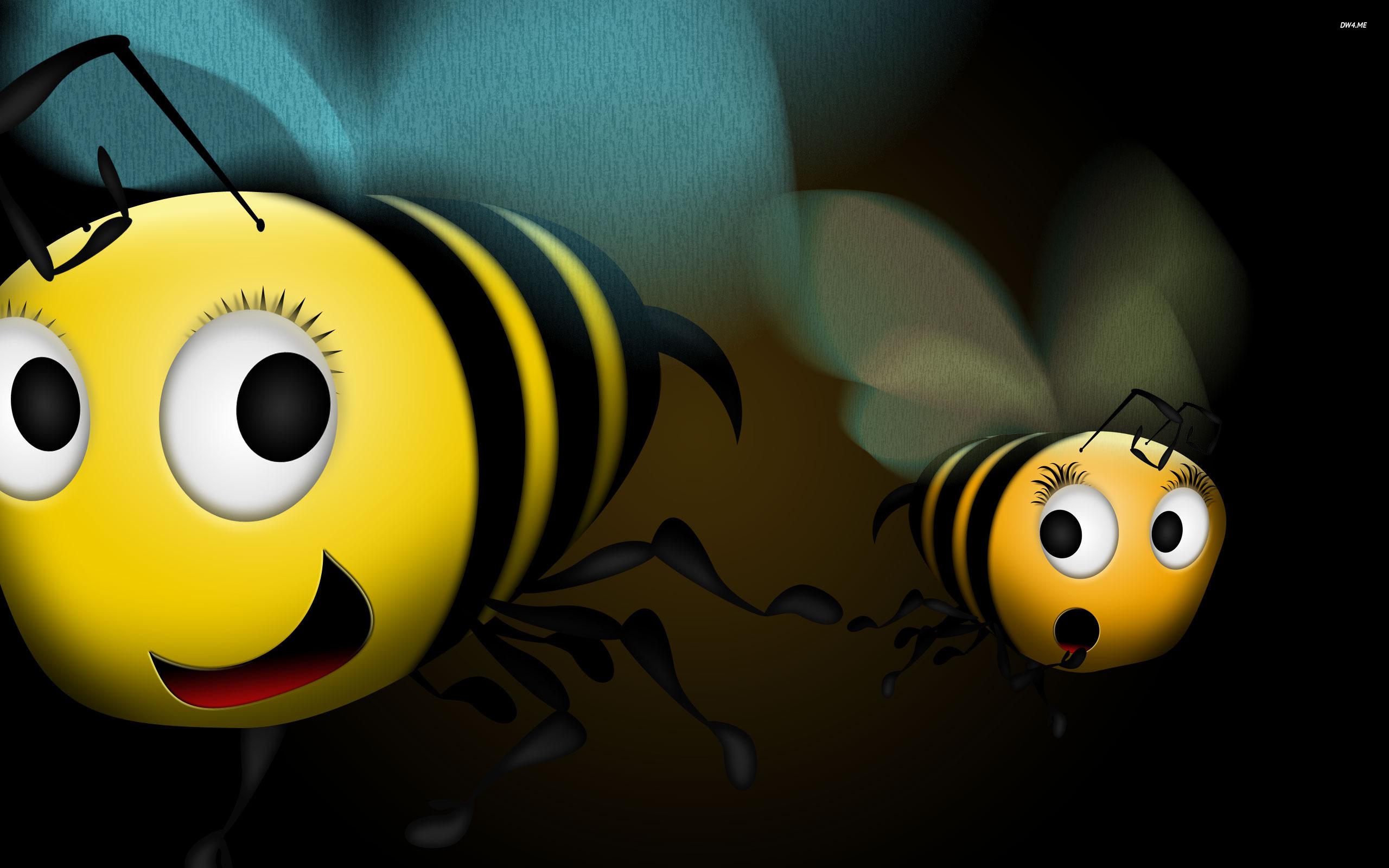 Honey bees wallpaper   Digital Art wallpapers   531 2560x1600