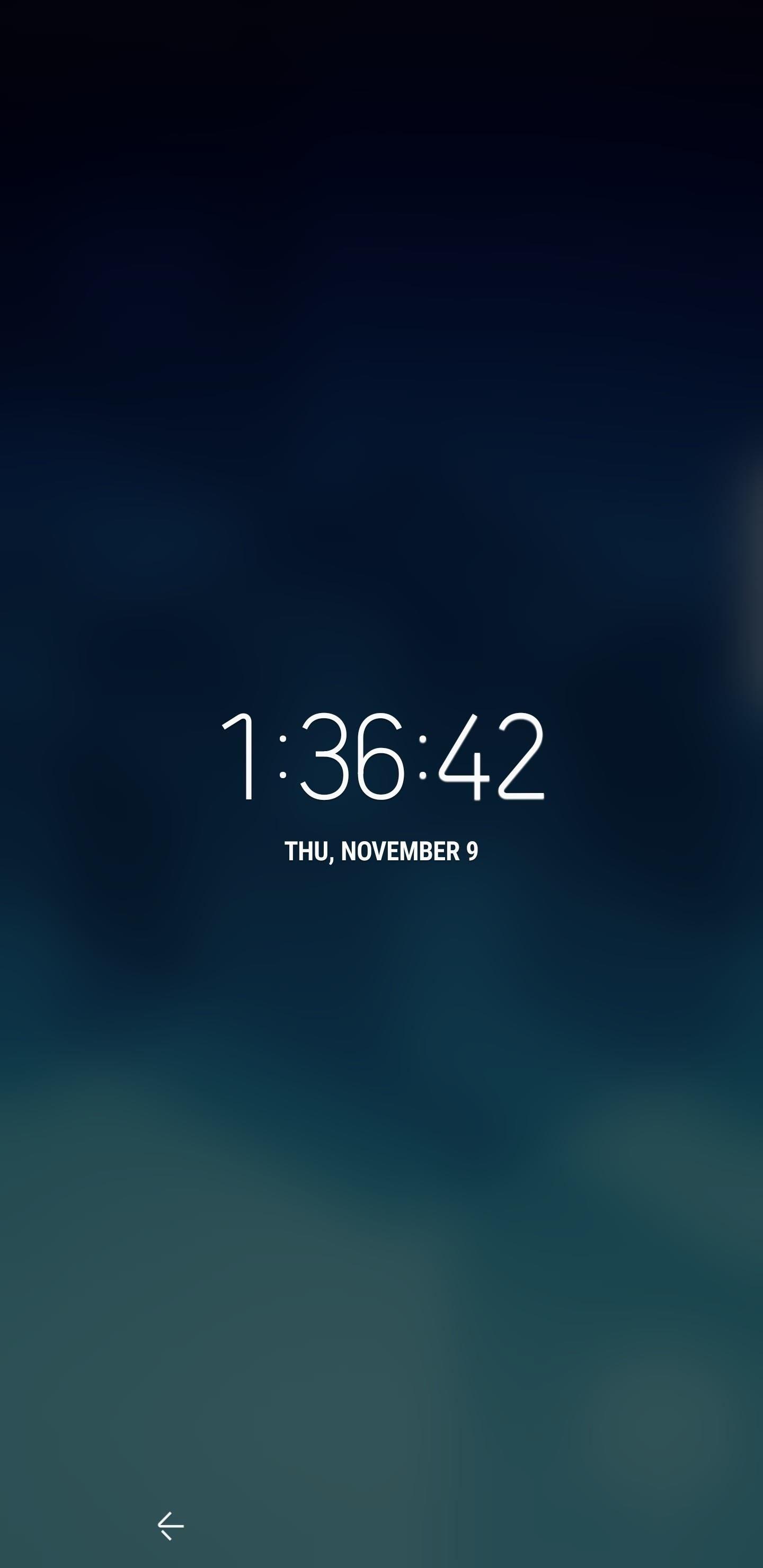 48 Samsung S8 Wallpaper Lock Screen On Wallpapersafari