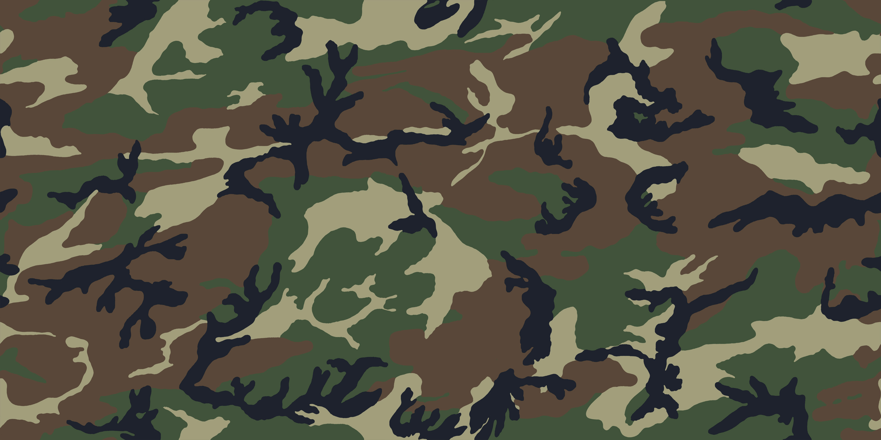 HD Camo Backgrounds 3000x1500