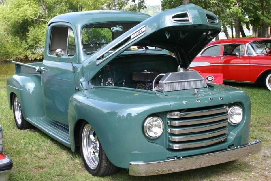 Classic Ford Truck Wallpaper Ford Trucks Classic 940x629