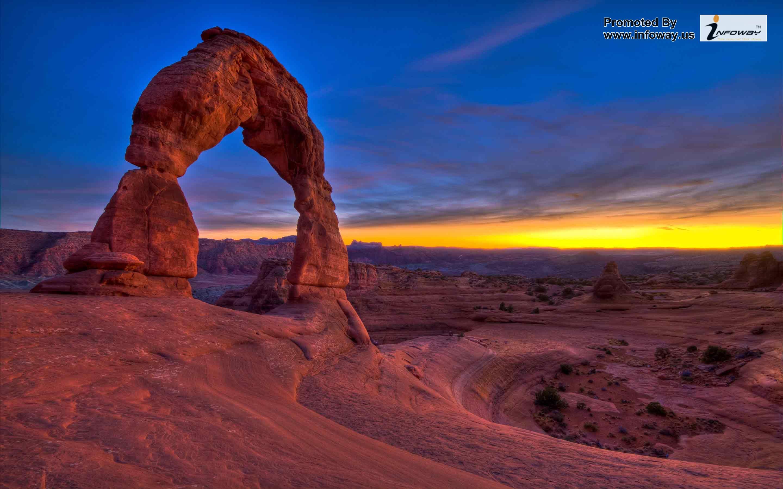 desert landscape wallpaper - photo #10