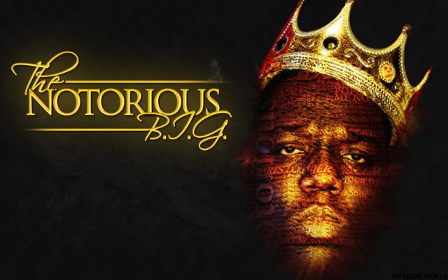 notorious big Greatest Rapper rappers wallpaper   urbannation 640x400
