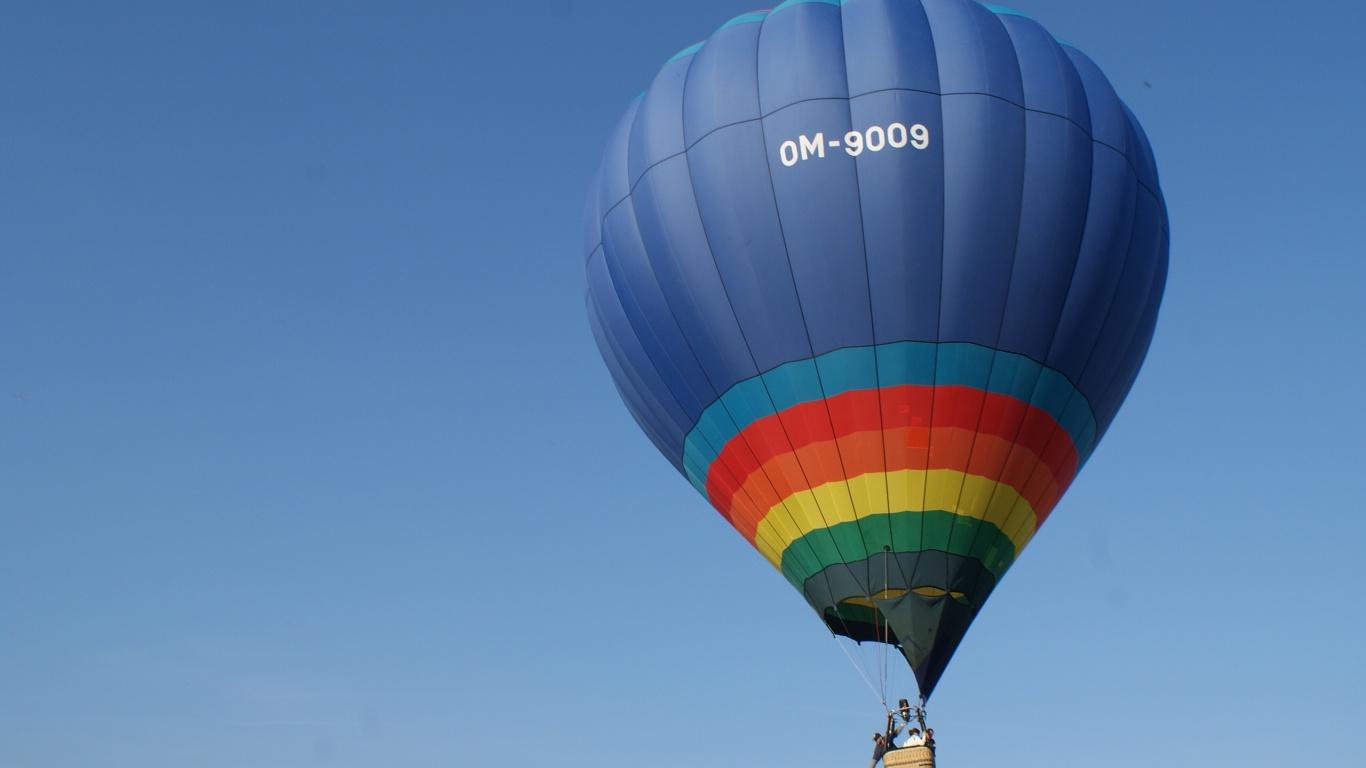 3D Hot Air Balloon Screen Saver - Free Download