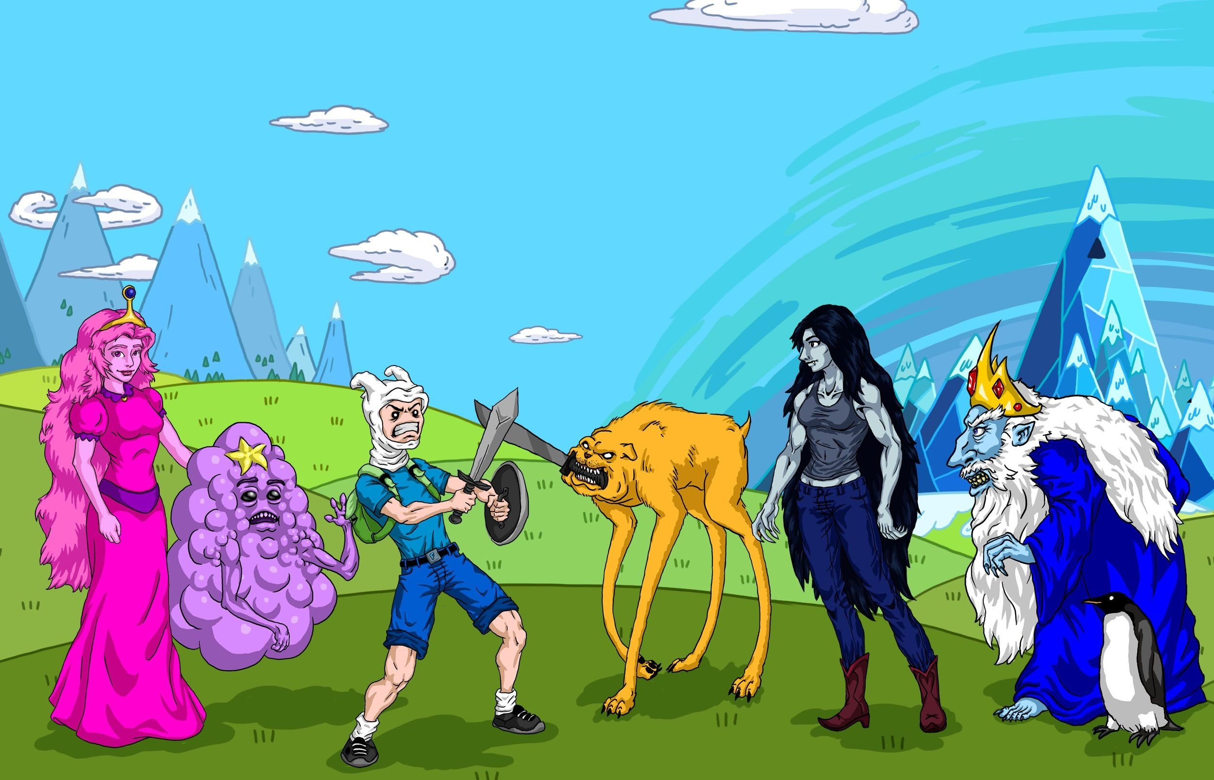 Adventure Time Backgrounds 69 images 2500x1607