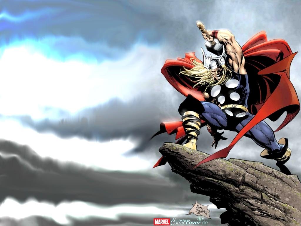 Thor Pictures Free Wallpaper: Thor Desktop Wallpaper