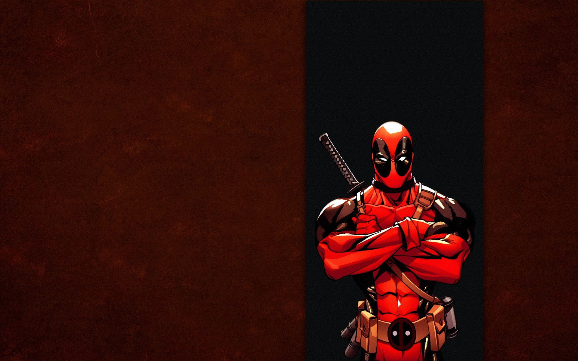 Deadpool Katana Marvel Comics HD Wallpaper 1920x1200 widescreen a73 1920x1200