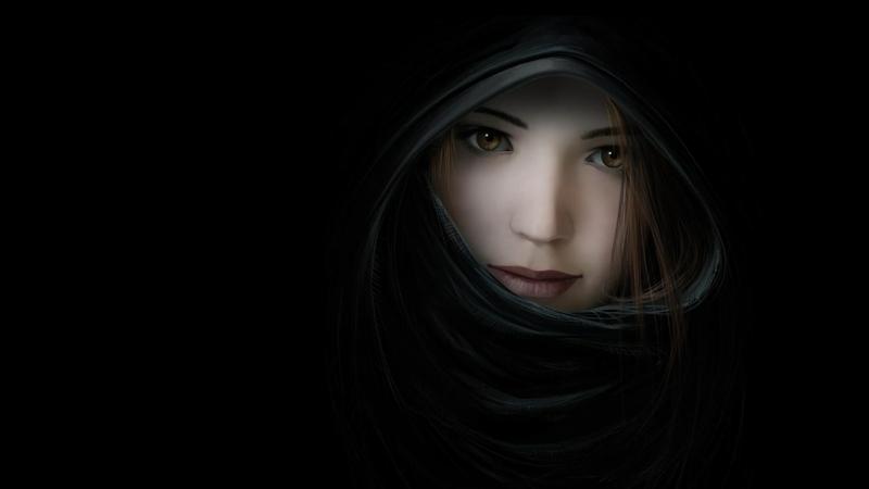 Dark Background Wallpaper 3d 800x450