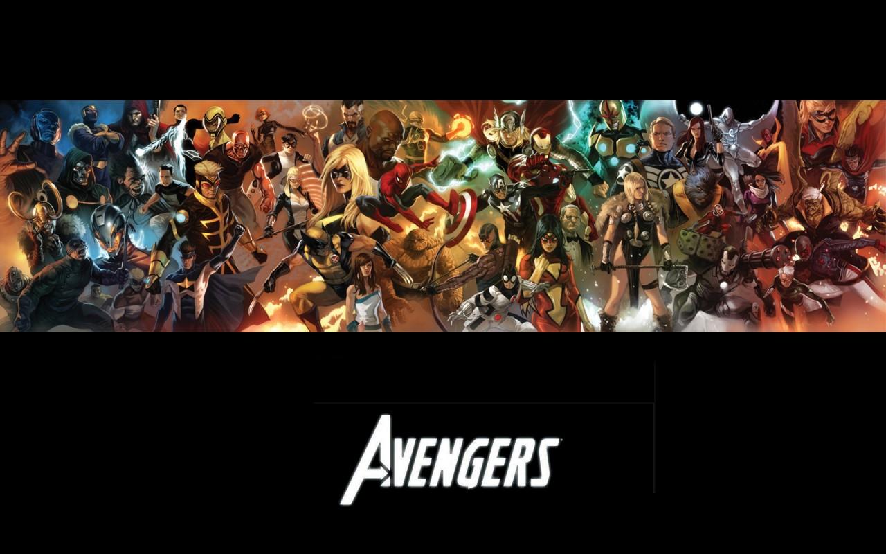 Avengers Computer Wallpapers Desktop Backgrounds 1280x800