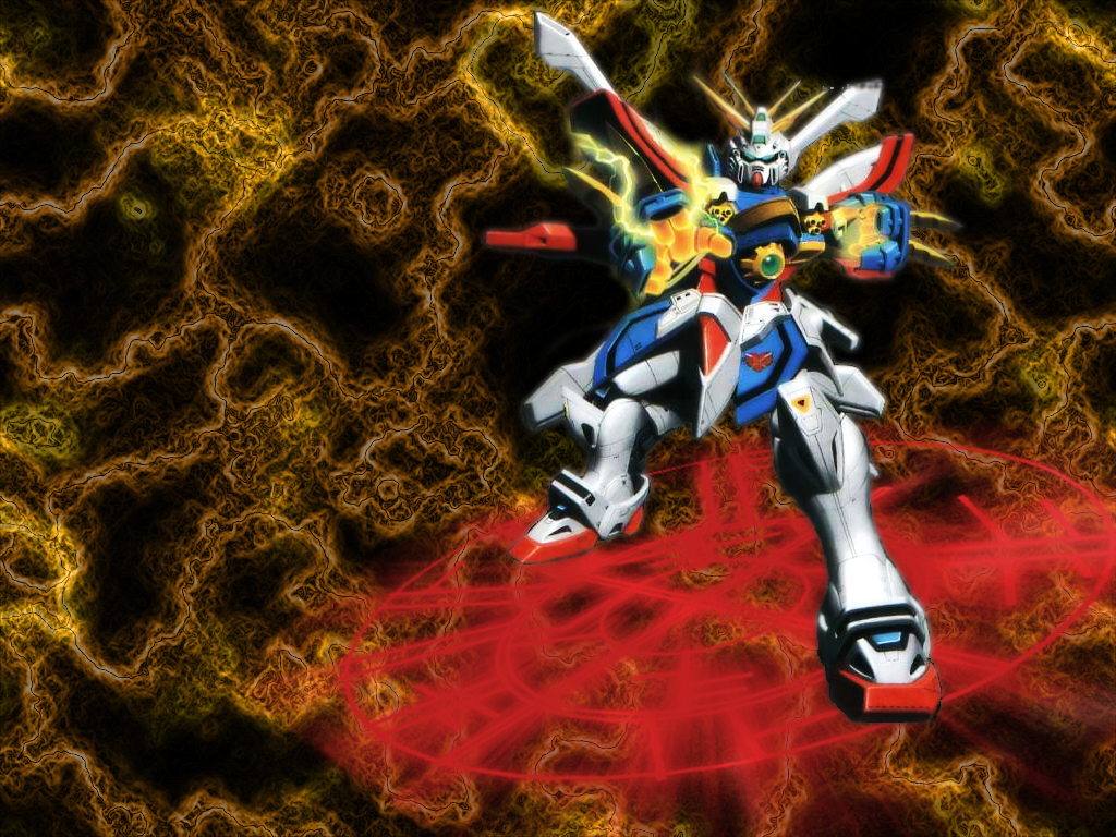 Mobile Fighter G Gundam Wallpaper G Gundam 2   Minitokyo 1024x768