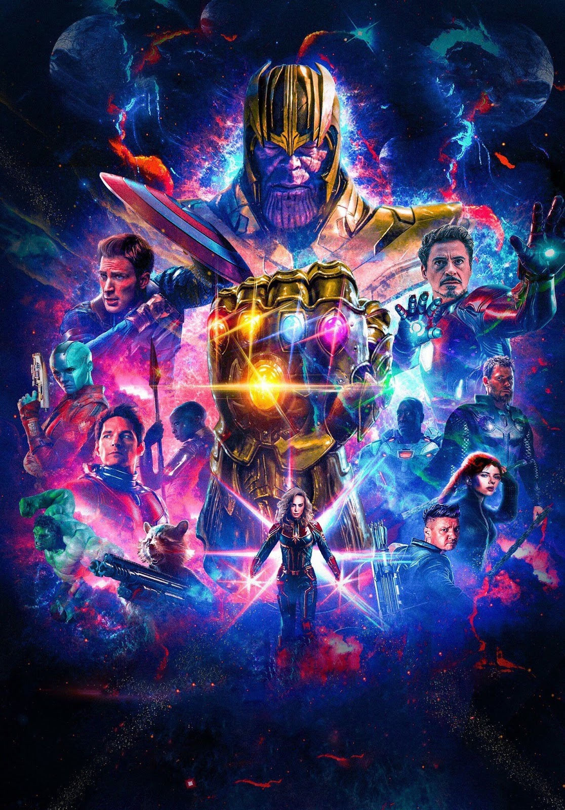 Avengers 4 End Game And Infinity War HD Wallpapers Download In 4K 1116x1600