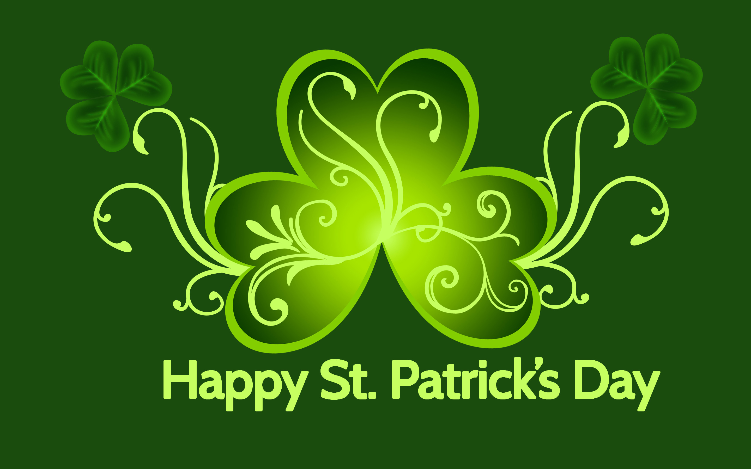 St Patricks Day Wallpapers HD 2880x1800