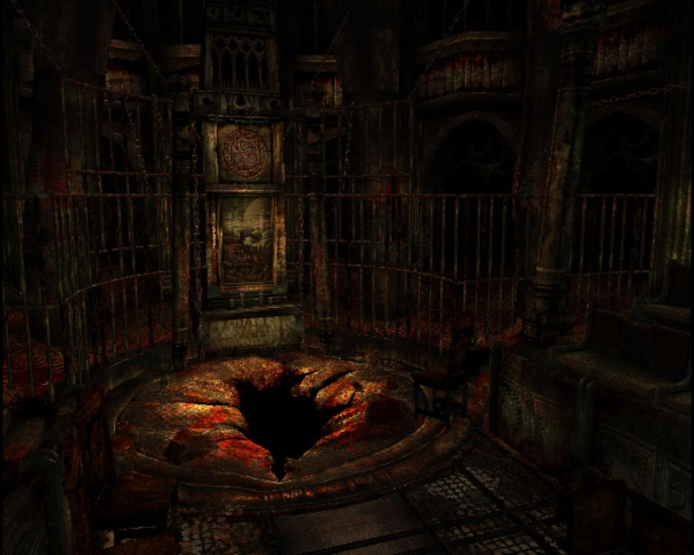 Silent Hill 3 Church wallpaper by ParRafahell 1000x800